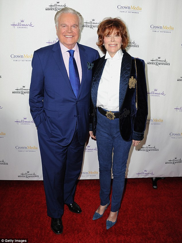 Robert Wagner is pictured here with his actress wife Jill St. John in 2014. Jill St. She is an American actress perhaps best known for her role as Bond girl Tiffany Case in Diamonds Are Forever