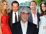 Has Bernie got the worst sons-in-law in Britain? One's been charged with aiding a drug trafficker. The other's being sued for battery. No wonder the Formula 1 boss's hair is so white! By ALISON BOSHOFF FOR THE DAILY MAIL PUBLISHED: 18:53 EST, 3 March 2016 | UPDATED: 19:39 EST, 3 March 2016       7 shares Formula One overlord Bernie Ecclestone, 85 years old but as sharp as a pin, was musing out loud last week. ?I don?t get mad, I get even,? he said. ?I?ve had to take people out and show them a few graves. There?s still room there.? He was, ostensibly, discussing the manipulations of Mercedes and Ferrari and what he is going to do about a diplomatic deadlock in the sport ? but the message is clear: you mess with him at your peril.   Read more: http://www.dailymail.co.uk/tvshowbiz/article-3475778/Has-Bernie-Ecclestone-got-worst-sons-law-Britain.html#ixzz41uG7AQkO  Follow us: @MailOnline on Twitter | DailyMail on Facebook