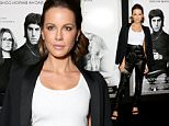 """WESTWOOD, CA - MARCH 03:  Actress Kate Beckinsale attends the premiere of Columbia Pictures and Village Roadshow Pictures """"The Brothers Grimsby"""" at Regency Village Theatre on March 3, 2016 in Westwood, California.  (Photo by Frederick M. Brown/Getty Images)"""