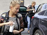 03.March.2016 - Culver City ñ USA\n*** STRICTLY AVAILABLE FOR UK AND GERMANY USE ONLY ***\nCulver City, CA - Nicole Richie mixes patterns in a stripped shirt and paisley print silky button up as she arrives at the studio. Nicole can pull off anything! \nBYLINE MUST READ : AKM-GSI-XPOSURE\n***UK CLIENTS - PICTURES CONTAINING CHILDREN PLEASE PIXELATE FACE PRIOR TO PUBLICATION ***\n*UK CLIENTS MUST CALL PRIOR TO TV OR ONLINE USAGE PLEASE TELEPHONE 0208 344 2007*\n