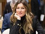 Mandatory Credit: Photo by ddp USA/REX/Shutterstock (5609362e) UNEP Goodwill Ambassador Gisele Bundchen UNEP Goodwill Ambassador Gisele Bundchen at UN Headquarters, New York, America - 03 Mar 2016