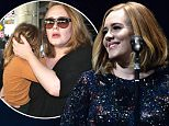 BELFAST, NORTHERN IRELAND - FEBRUARY 29:  Adele performs on stage at the SSE Arena Belfast on February 29, 2016 in Belfast, Northern Ireland.  (Photo by Gareth Cattermole/Getty Images)