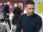 Liam Payne spotted doing his weekly shop at Sainsburys. 3 March 2016. \n3 March 2016.\nPlease byline: Vantagenews.com