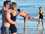 1 March 2016 - COSTA RICA\n***PREMIUM EXCLUSIVE MUST CALL FOR PRICING**\n**STRICTLY NOT AVAILABLE FOR ONLINE USAGE UNTIL 4TH FEBRUARY 04:00AM GMT** \nHollywood actor Josh Brolin and his engaged former assistant Kathryn Boyd, enjoy a romantic holiday in Costa Rica where they showed their love while having a relaxing day by the beach and practiced surf in the waves.\n*AVAILABLE FOR UK ONLY*\nBYLINE MUST READ : XPOSUREPHOTOS.COM\n***UK CLIENTS - PICTURES CONTAINING CHILDREN PLEASE PIXELATE FACE PRIOR TO PUBLICATION ***\n**UK CLIENTS MUST CALL PRIOR TO TV OR ONLINE USAGE PLEASE TELEPHONE  +44 208 344 2007**