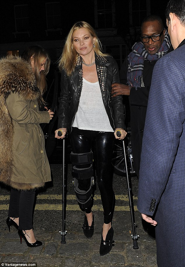 A PR guru's star-studded party attended by Kate Moss (pictured) and Idris Elba has infuriated his neighbours after they were kept awake by singing and blocked in by a number of limos