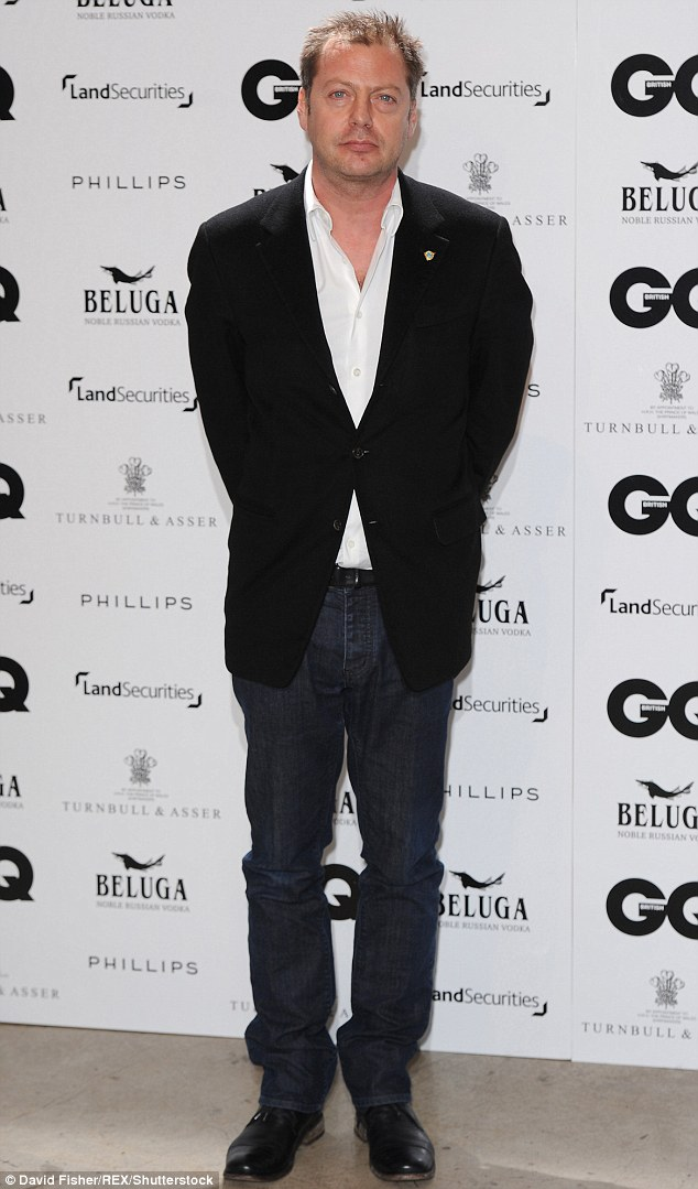 Matthew Freud has since apologised for the 'deafening' noise coming from his £20million mansion in Primrose Hill during his annual London Fashion Week afterparty, pictured in 2013