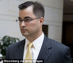 Immunity: Bryan Pagliano (pictured last year) initially said he would invoke the Fifth Amendment