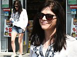EXCLUSIVE ALLROUNDERSelma Blair wearing Daisy Dukes for a trip to pick up Diet Coke and Alka Seltzer\nFeaturing: Selma Blair\nWhere: Los Angeles, California, United States\nWhen: 02 Mar 2016\nCredit: WENN.com