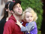 Mandatory Credit: Photo by Beverly News/REX/Shutterstock (1518564l) Pete Wentz and Bronx Mowgli Wentz Pete Wentz and Meagan Camper go to the movies, Los Angeles, America - 10 Dec 2011 Going to watch the movie 'Hugo' at the Universal City Cinemas