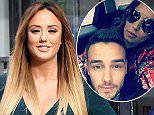 Mandatory Credit: Photo by Beretta/Sims/REX/Shutterstock (5505818j) Charlotte Crosby Charlotte Crosby out and about, London, Britain - 04 Jan 2016