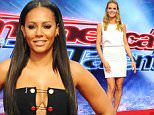 america's got talent mel b heidi klum