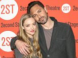 NEW YORK, NY - MAY 01:  Amanda Seyfried and Thomas Sadoski attend the 'The Way We Get By' Meet & Greet at Second Stage Theatre on May 1, 2015 in New York City.  (Photo by Walter McBride/WireImage)
