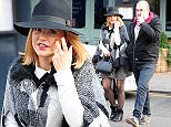 29.FEB.2016 - LONDON - UK\n** EXCLUSIVE ALL ROUND PICTURES **\nHollyoaks actress Stephanie Waring pictured enjoying a lunch date with American actor Rick Hoffman at the trendy Ivy Restaurant in Chelsea.\nBYLINE MUST READ : XPOSUREPHOTOS.COM\n***UK CLIENTS - PICTURES CONTAINING CHILDREN PLEASE PIXELATE FACE PRIOR TO PUBLICATION***\nUK CLIENTS MUST CALL PRIOR TO TV OR ONLINE USAGE PLEASE TELEPHONE 0208 344 2007