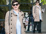 LOS ANGELES, CA - MARCH 03: Ginnifer Goodwin is seen on March 03, 2016 in Los Angeles, California.  (Photo by GONZALO/Bauer-Griffin/GC Images)