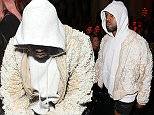 PARIS, FRANCE - MARCH 03: Kanye West attends the Balmain show as part of the Paris Fashion Week Womenswear Fall/Winter 2016/2017 on March 3, 2016 in Paris, France.  (Photo by Antonio de Moraes Barros Filho/WireImage)