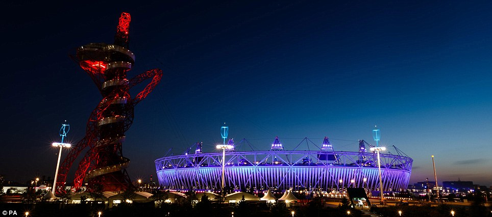 London calling: Following the success of the Olympic Games, the capital will play host to the Paralympic alternative