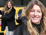 03/03/2016\nEXCLUSIVE:Gisele Bundchen arrives at United Nations headquarters in New York City. The Brazilian super model sported muted colors inn a back jacket and grey trouser ensemble with stiletto heals.  Gisele is in town for World Wildlife Day which includes a screening of the movie 'Elephants' at the UN in NYC.\nsales@theimagedirect.com Please byline:TheImageDirect.com\n*EXCLUSIVE PLEASE EMAIL sales@theimagedirect.com FOR FEES BEFORE USE