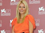 """Actress Gwyneth Paltrow poses at the """"Contagion"""" photocall during the 68th Venice Film Festival at the Palazzo del Cinema in Venice, Italy on September 3, 2011.     VENICE, ITALY - SEPTEMBER 03:   (Photo by Pascal Le Segretain/Getty Images)"""