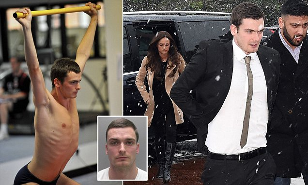 Adam Johnson was known of his love of porn and had 'hardcore app' on his phone