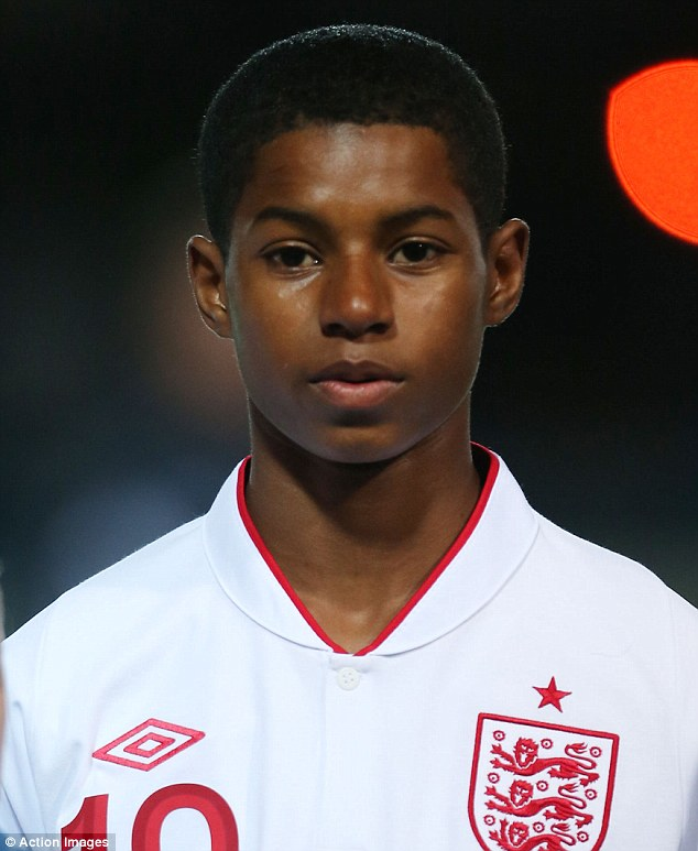 Fletcher Moss are used to seeing talented boys and Rashford became the latest to join the big stage