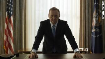 house of cards frank underwood president