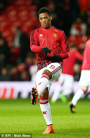 He has missed the last two matches through injury but could return to the first team against Watford