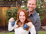 It's a BOY! ????????Go to http://amydavidson.com  for full story! #LTKbump @LIKEtkit http://www.liketk.it/1XFhy  #liketkit