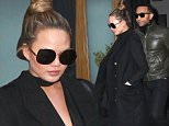 Chrissy Teigen and John Legend out and about in New York City today.\n\nPictured: Chrissy Teigen\nRef: SPL1241090  040316  \nPicture by: Said Elatab / Splash News\n\nSplash News and Pictures\nLos Angeles: 310-821-2666\nNew York: 212-619-2666\nLondon: 870-934-2666\nphotodesk@splashnews.com\n