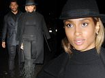 Ciara and Russell Wilson decked out in all black , as they are  out for dinner in Paris\n\nPictured: Ciara and Russell Wilson\nRef: SPL1240905  040316  \nPicture by: Splash News\n\nSplash News and Pictures\nLos Angeles: 310-821-2666\nNew York: 212-619-2666\nLondon: 870-934-2666\nphotodesk@splashnews.com\n