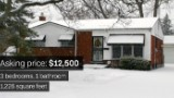 You can buy a house in Flint for $14,000