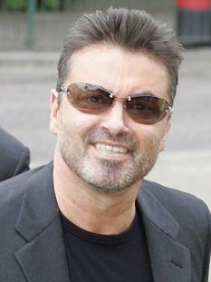 Hirsuite: George Michael has kept all his hair despite various run-ins with the law