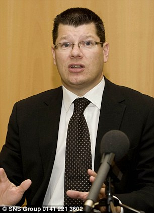 Changing man: SPL chief Neil Doncaster has plans to revamp national game