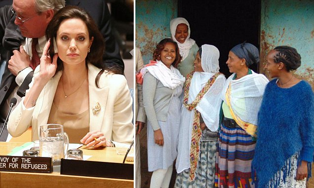 Angelina Jolie's film Difret exploited Ethiopian girl  rape agony who 'wasn't told'