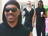 Picture Shows: Paige Butcher, Eddie Murphy  March 04, 2016\n \n Comedian Eddie Murphy and his pregnant girlfriend Paige Butcher stop by Coffee Bean in Studio City, California. Paige's baby bump is really beginning to show and she is due sometime in May. \n \n Exclusive All Rounder\n UK RIGHTS ONLY\n \n Pictures by : FameFlynet UK © 2016\n Tel : +44 (0)20 3551 5049\n Email : info@fameflynet.uk.com