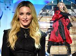 Singer Madonna attends the Tidal launch event #TIDALforALL at Skylight at Moynihan Station on March 30, 2015 in New York City.  \n\nNEW YORK, NY - MARCH 30: \n(Photo by Kevin Mazur/Getty Images For Roc Nation)