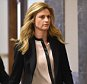 NASHVILLE, TN - MARCH 04:  Sportscaster and television personality Erin Andrews (right) enters the courtroom for closing remarks on March 4, 2016 in Nashville, Tennessee.  Andrews is taking legal action against the operator of the Nashville Marriott at Vanderbilt University, where she was staying while covering a football game for ESPN, for invasion of privacy in a USD 75 million dollar suit after a man at the hotel took a nude video of her through her hotel room door peep hole in 2008.  (Photo by Erika Goldring/Getty Images)