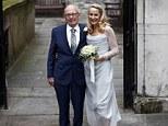 Murdoch and Hall wedding