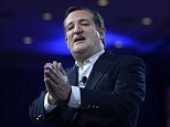 GOP Presidential candidate Ted Cruz speaks during CPAC 2016 on Friday, March 4, 2016, in National Harbor, Md., as the American Conservative Union plays host to its annual Conservative Political Action Conference to discuss conservative issues. (Olivier Douliery/Abaca Press/TNS)