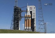 NASA to try second Orion launch attempt Friday