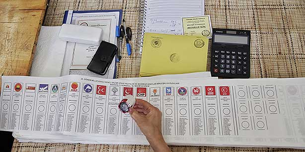 Why is Erdoğan not warm to the coalition option?
