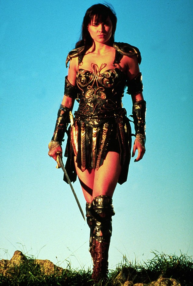 She's back! From a mighty Princess forged in the heat of battle to headlining a highly anticipated Australian political thriller, it seems there's nothing Lucy Lawless can't do