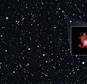 The position of the most distant galaxy (Esa/Hubble Information Centre)