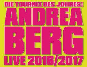 Andreas Berg Tour 2016