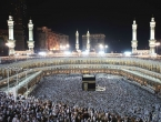 Two million Muslims attend night prayer in Mecca