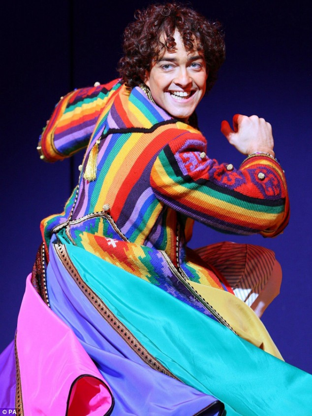 Lee Mead won BBC talent show Any Dream Will Do  to star in Joseph and the Technicolour Dreamcoat in 2007