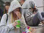 EXCLUSIVE: Charlotte Crosby arrives into Melbourne airport.\nCharlotte Crosby and an unknown male companion was seen arriving into Melbourne airport as she continued her promotional tour of Melbourne.\nCharlotte was dressed right down in grey tracksuit pants and a grey hooded jumper. Charlotte seemed to be feeling camera shy, pulling her hood down over her face as she drunk a boost juise.\n\nPictured: Charlotte Crosby\nRef: SPL1239536  050316   EXCLUSIVE\nPicture by: Splash News\n\nSplash News and Pictures\nLos Angeles: 310-821-2666\nNew York: 212-619-2666\nLondon: 870-934-2666\nphotodesk@splashnews.com\n