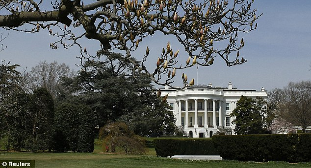 All safe: White House Press Secretary Jay Carney also told the media on Tuesday that the President is fine