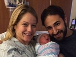 Sara Haines has a baby