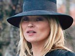 Mandatory Credit: Photo by Beretta/Sims/REX/Shutterstock (5534123i)\nKate Moss\nKate Moss out and about, London, Britain - 11 Jan 2016\n\n