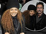 Mandatory Credit: Photo by Swan Gallet/WWD/REX/Shutterstock (5609749v)\nJanet Jackson in the front row\nHaider Ackermann show, Autumn Winter 2016, Paris Fashion Week, France - 05 Mar 2016\n